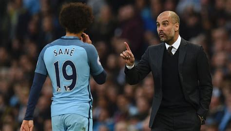 Report Claims Man City Boss Guardiola Tore Into Star at ...