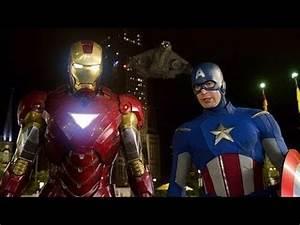 The avengers – Trump