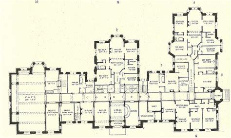 floor plans for mansions luxury mansion floor plans historic mansion floor plans