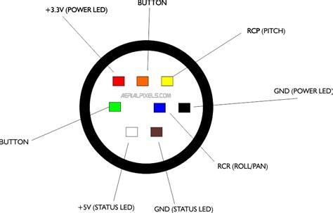 8 Pin Connector Wiring Diagram by Alexmos 32bit Elite Joystick 8 Pin Mini Din Diagram