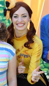 The Wiggles Emma Simon Lachy and Anthony