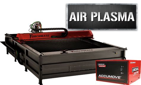lincoln plasma cutter table torchmate x air plasma torchmate
