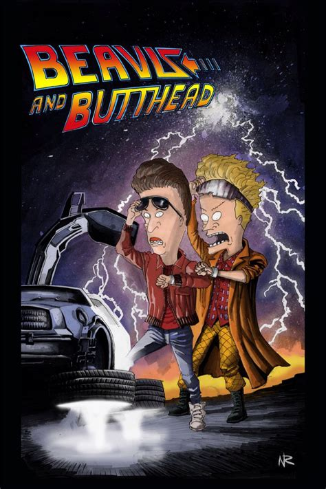 Back To The Future Quotes Butthead