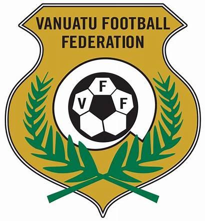 Vanuatu Football Logos Federation Svg National Soccer