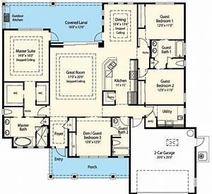 3 Way Energy Smart Home Plan