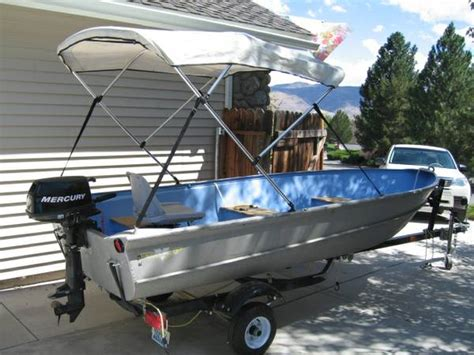 Fishing Boat For Sale Reno by 14 Foot Valco Aluminum Boat For Sale