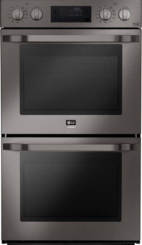 "LSWD309BD   LG Studio 30"" Double Wall Oven, Convection"