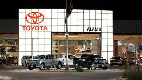Alamo Toyota by Alamo Toyota Car Dealership In San Antonio Tx 78232