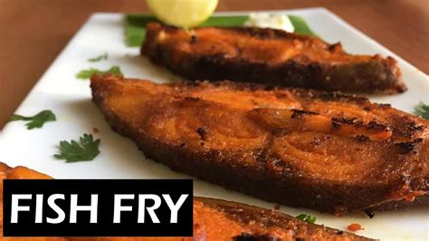 fish fry south indian recipe youtube