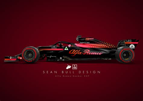 Alfa Romeo Car : Fingers Crossed The Alfa Romeo Sauber F1 Car Looks This