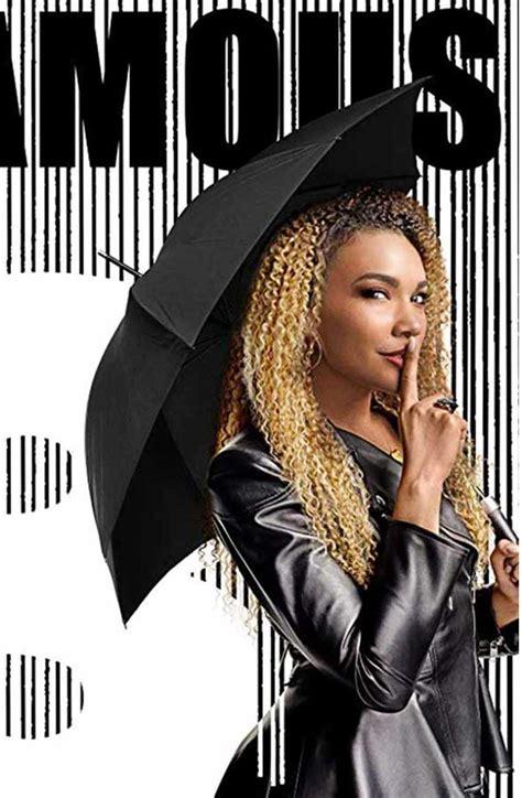 Emmy Raver Lampman The Umbrella Academy Allison Jacket