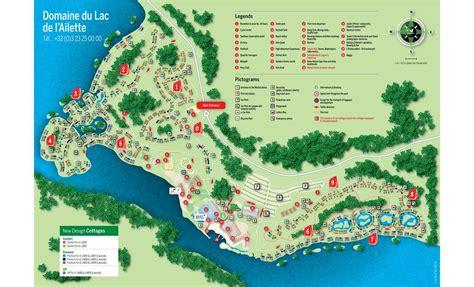 Karte Center Parcs