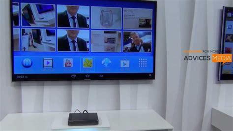 samsung android tv samsung homesync android tv box media streamer demo