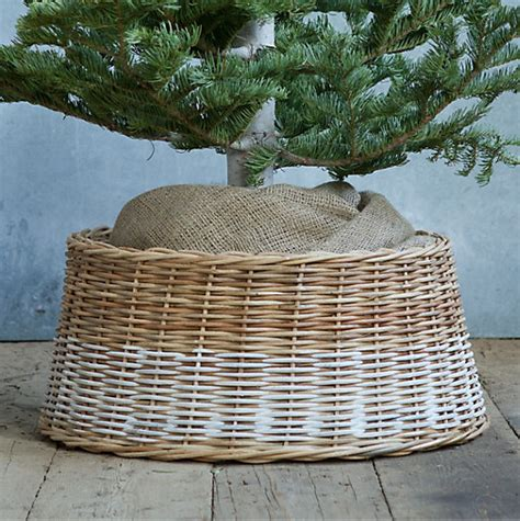 christmas tree basket stand taryn cox the wife