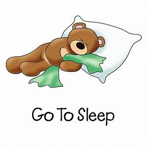 Going To Bed Clipart - Clipart Suggest