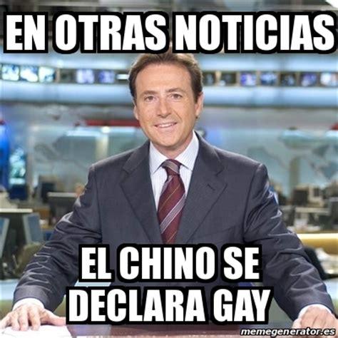 Chino Meme - meme matias prats en otras noticias el chino se declara gay 16645532