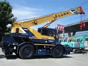 Used Kobelco Rk250-2 All Terrain Cranes For Sale