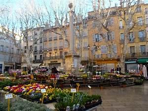 Miroiterie Aix En Provence : les traditionnels march s proven aux les jours de march ~ Premium-room.com Idées de Décoration