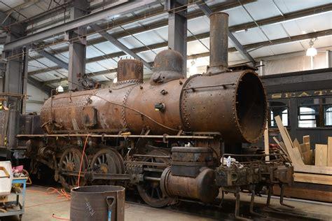 northwest railway museum blog engineering   boiler