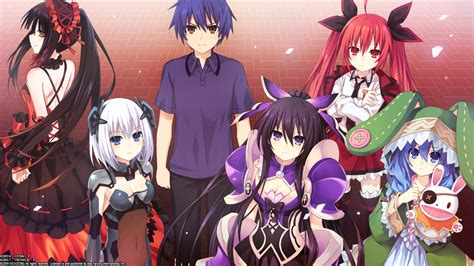Date A Live: Rio Reincarnation releases in North America ...