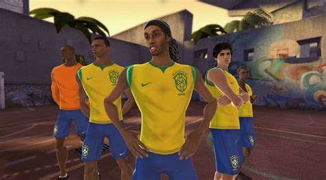 fifa street  screenshots video game news