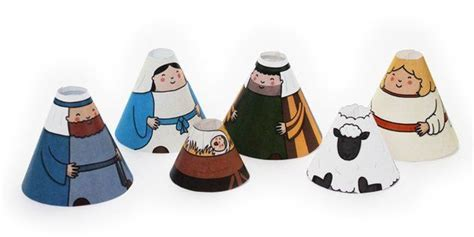 cone template twinkl nativity cone people twinkl god pinterest student