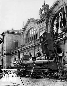 Accident Ile De France : the accident at the gare montparnasse paris on october 22 1895 foto antiche parigi paris ~ Medecine-chirurgie-esthetiques.com Avis de Voitures