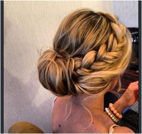 easy diy prom hairstyles ideas medium haircuts hair
