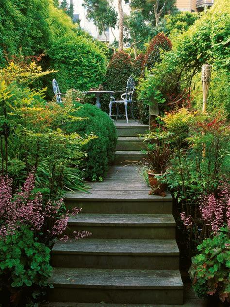 Garten Garden by Gartentreppe Holz Gartenideen Mit Treppen