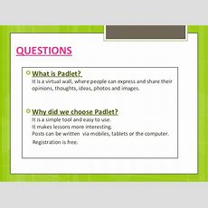 Tutorial How To Use Padlet