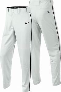 Nike Boys 39 Swingman Dri Fit Piped Baseball Pants 39 S