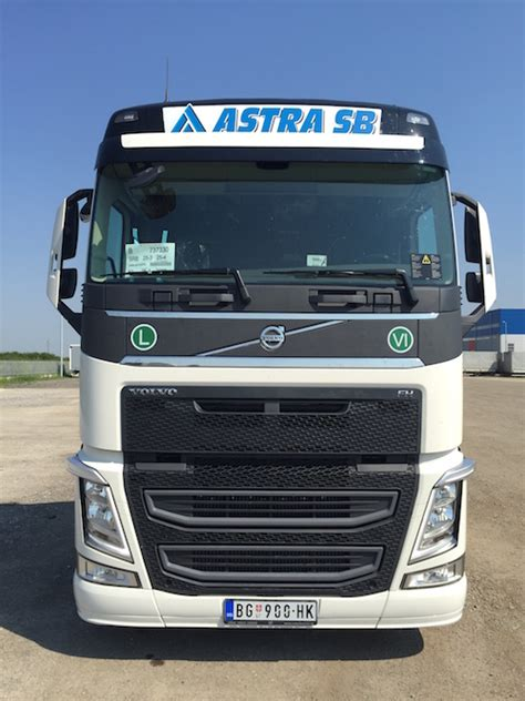 volvo kamioni volvo novi kamioni astra sb