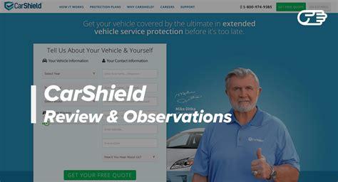 carshield reviews    scam  legit