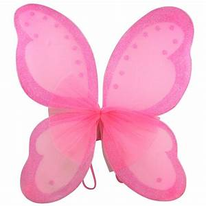 Flashing Pink Fairy Wings - Free Delivery on Orders Over £ ...