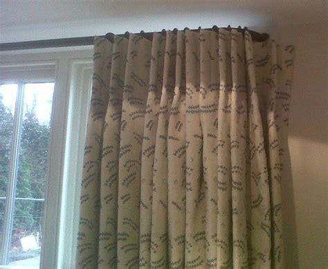 single pinch pleat curtains contemporary  metro