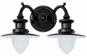 Außergewöhnliche Weihnachtsdeko Aussen : zweiflammige wandlampe aussen schwarz lumi leuchten ~ Whattoseeinmadrid.com Haus und Dekorationen