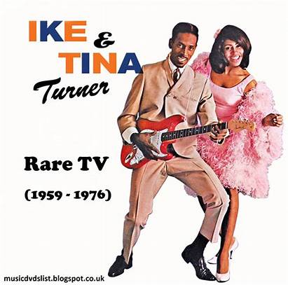 Tina Turner Ike Dvd 1959 1968 Volume