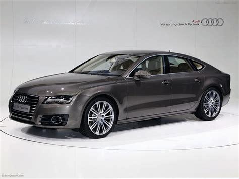 Audi A7 Sportback 2018 Exotic Car Image 34 Of 70 Diesel