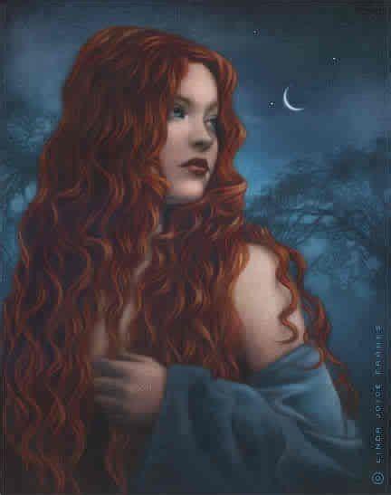 Celtic Goddess   Keltische götter, Romantische gemälde ...