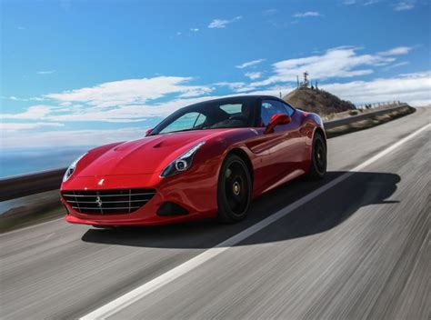 Almost one out of every three ferraris sold is a california t—the folding hard top convertible. Ferrari California T Review, Pricing and Specs