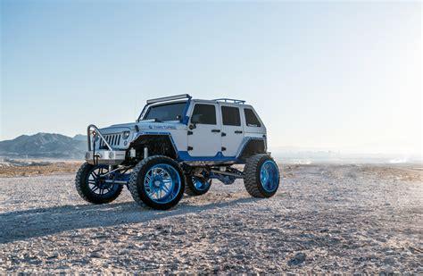 Twin Turbo Cummins Jeep Wrangler | SF027 26X16 | Photos By ...