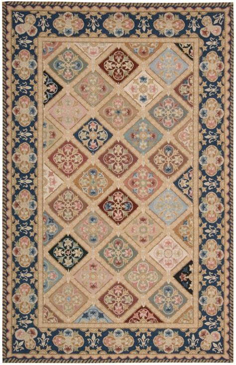 Nourison Country Heritage H505 Multi Area Rug Clearance