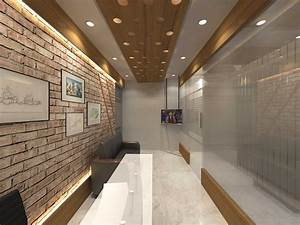 Job, Completed, For, Corporate, Office, Interior, Design, Work, For, Izme, In, Dit, Road, West, Rampura, Dk