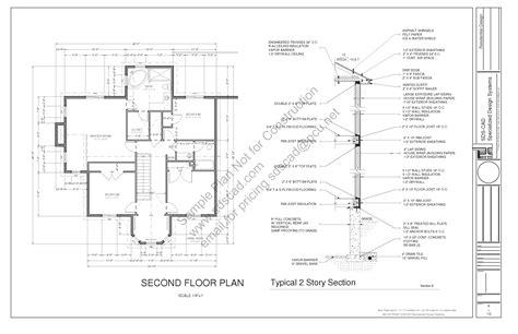 construction house plans h212 country 2 porch house plan blueprints