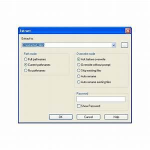 How To Open A Rar File In Windows 7  Vista  Xp