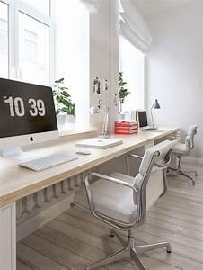 25 best ideas about scandinavian office on pinterest With home office interior design ideas 2