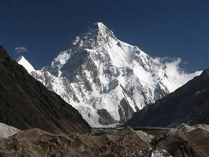 Highest Mountain K2 Mountains Asia Xcitefun Pakistan