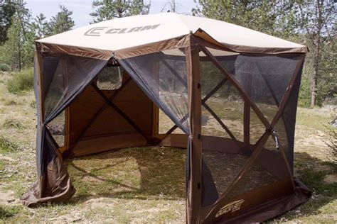 canopy tent  screen houses  camping