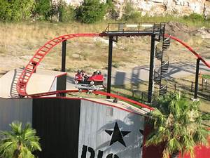 Six Flags Fiesta Texas - Pandemonium