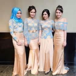 model baju muslim modern 17 contoh model kebaya pesta 2017 modern mewah dan elegan